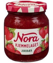 Nora jordbærsyltetøy