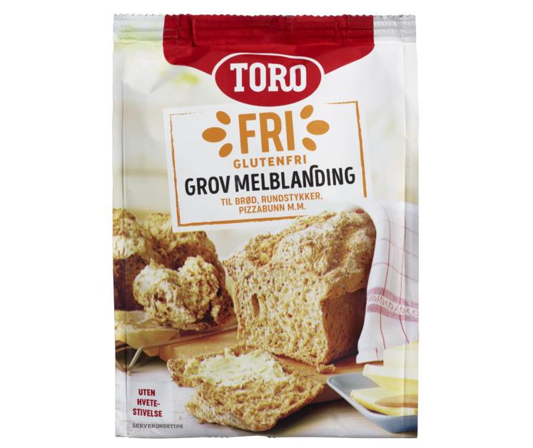 Bilderesultat for toro grove melblanding