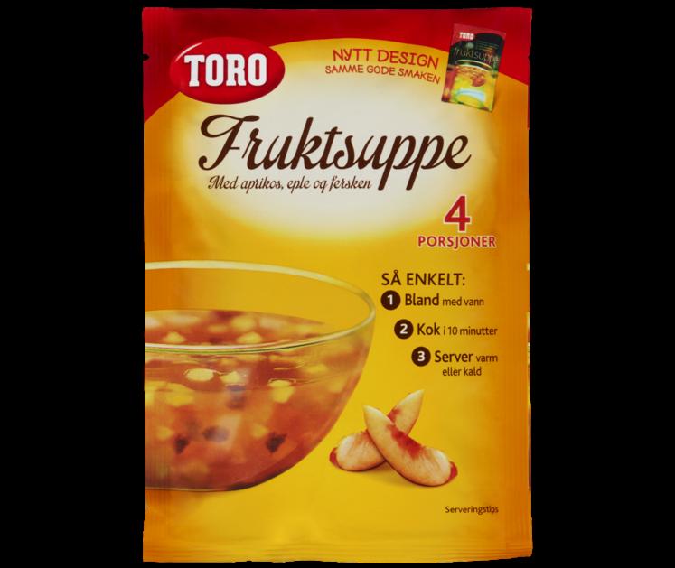 TORO Fruktsuppe  153 g