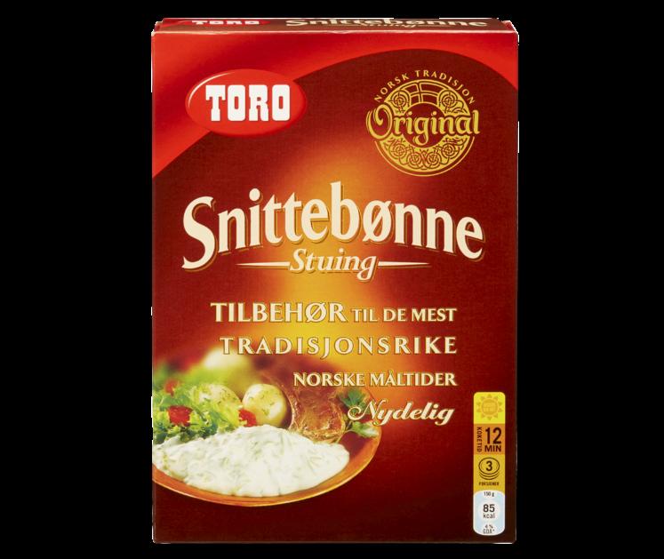 TORO Snittebønnestuing   59 g