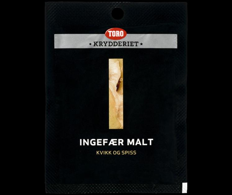 TORO Krydderiet Ingefær malt  15 g