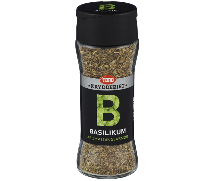 TORO Krydderiet Basilikum  23 g