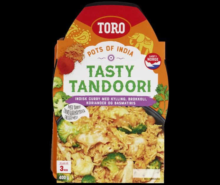 TORO Tasty Tandoori 400 g