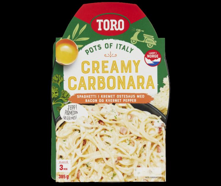 TORO Creamy Carbonara 385 g