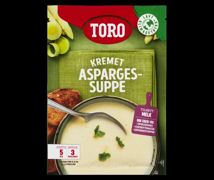 TORO Kremet aspargessuppe  54 g