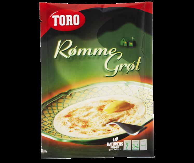 TORO Rømmegrøt  186 g