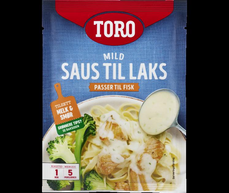 TORO Mild saus til laks  39 g