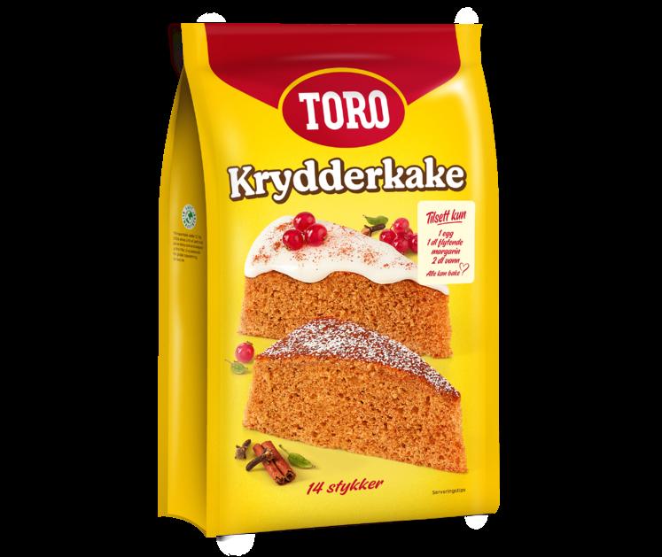 TORO Krydderkake  368 g