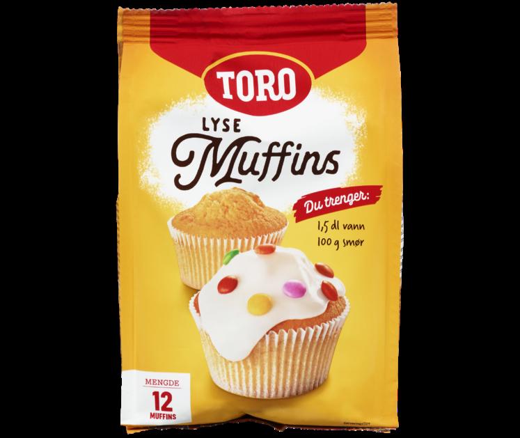 TORO Lyse muffins  331g