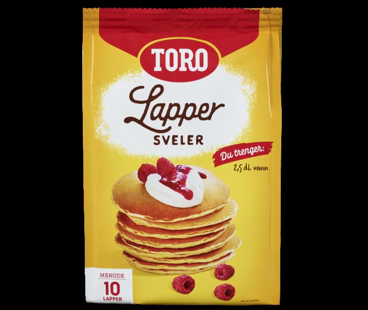 TORO Lapper Sveler  183 g
