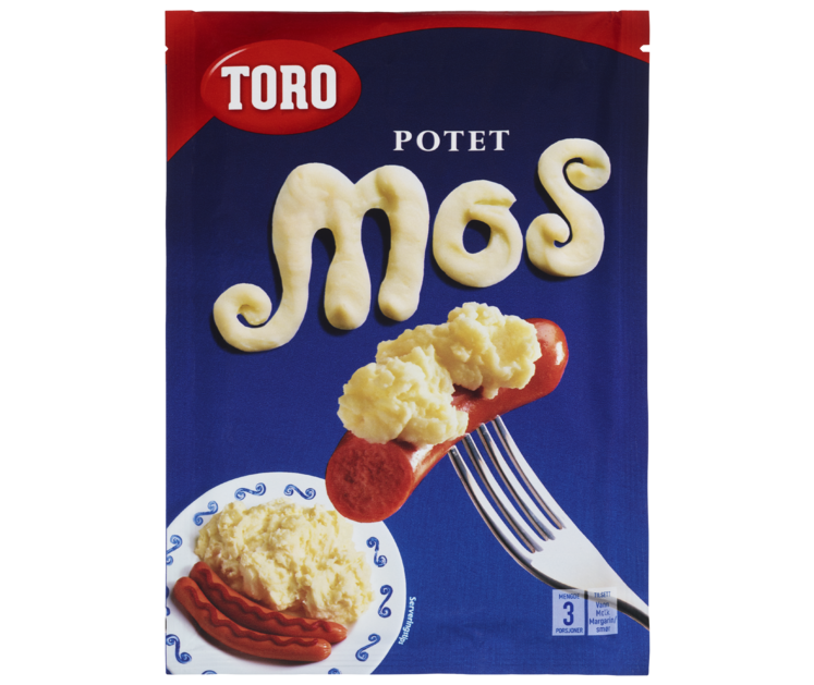 TORO Potetmos  94 g