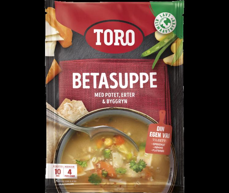 TORO Betasuppe  112 g