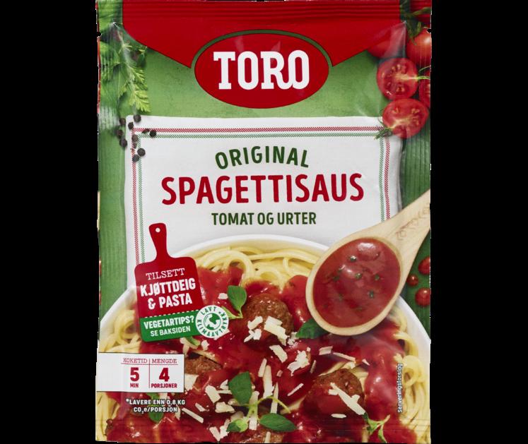 TORO Spagettisaus original  53 g