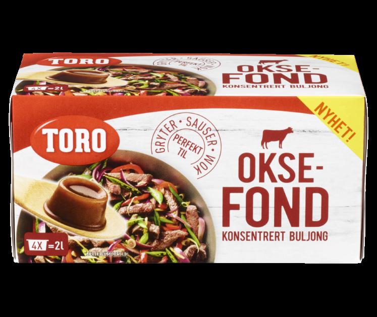 TORO Oksefond  112 g