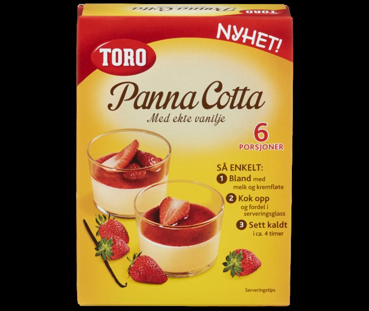 TORO Panna Cotta 84 g