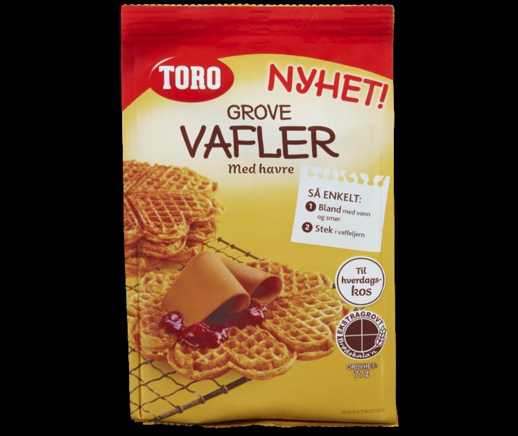 TORO Grove Vafler 224 g