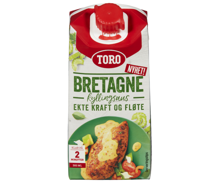 TORO Bretagne kyllingsaus 300 ml