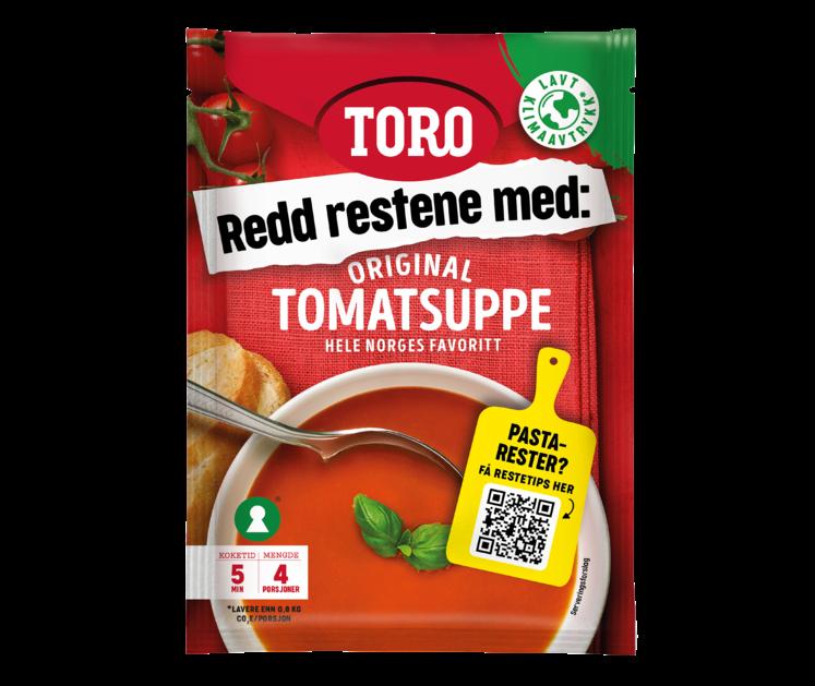 TORO Original Tomatsuppe 91g