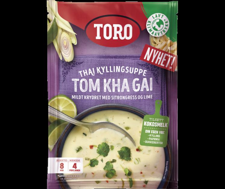 TORO Thai Kyllingsuppe Tom Kha Gai 70g