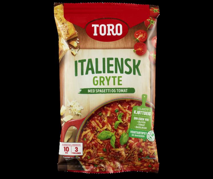 TORO Italiensk gryte  176g