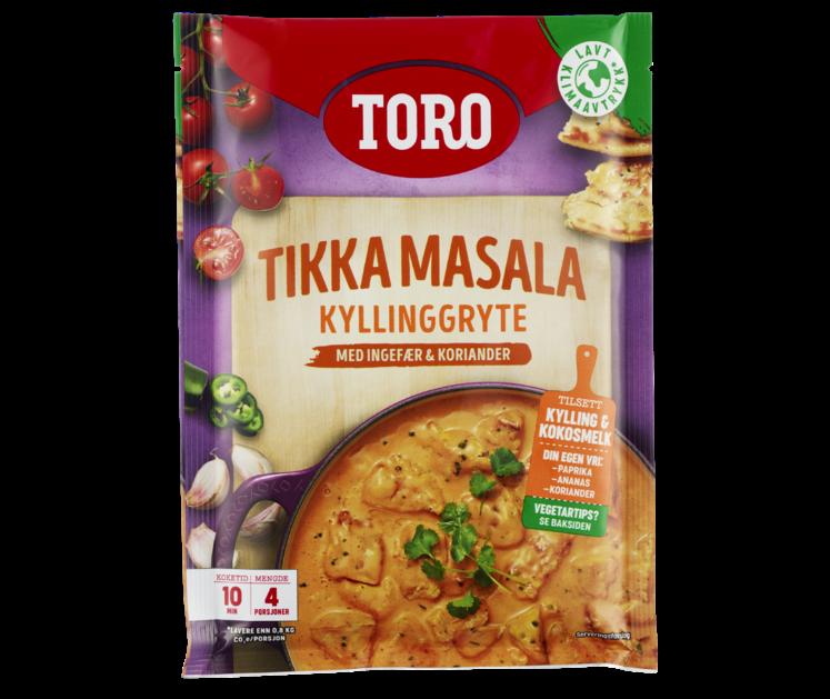 TORO Tikka Masala Gryte  113g