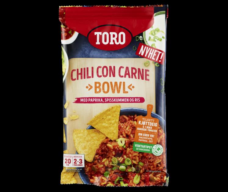 TORO Chili con Carne Bowl 150g