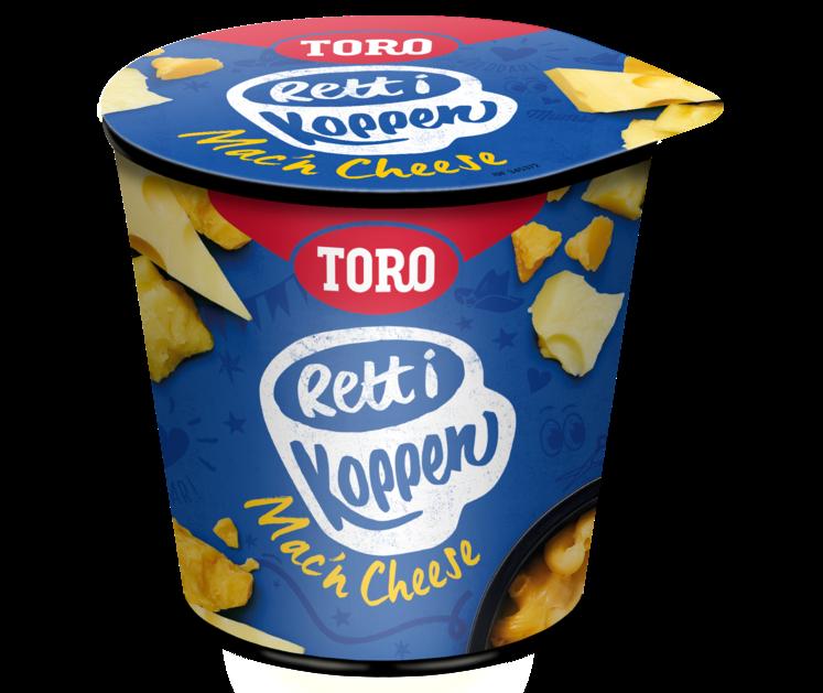 TORO Rett i koppen RIK Mac n' Cheese  62g