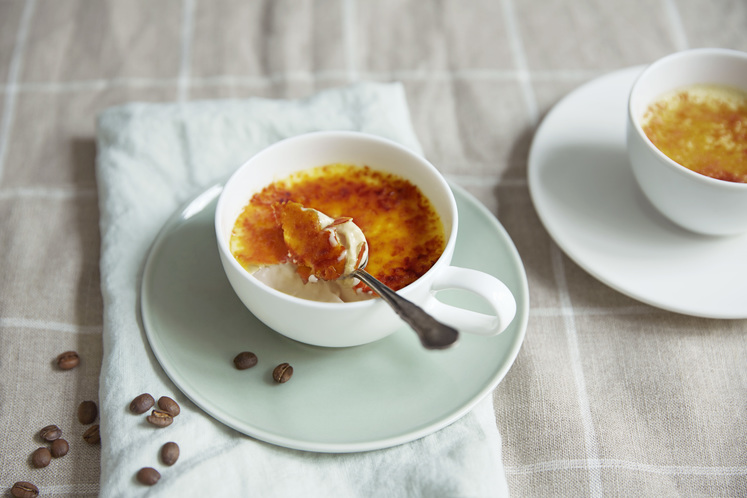 Kaffe Crème Brûlée