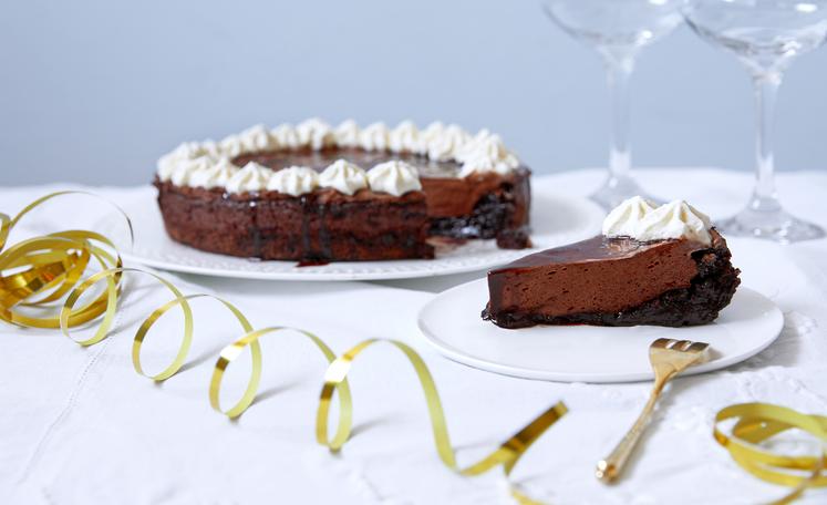 Brownies Festkake