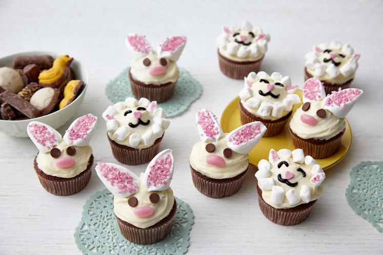 Muffins til påske