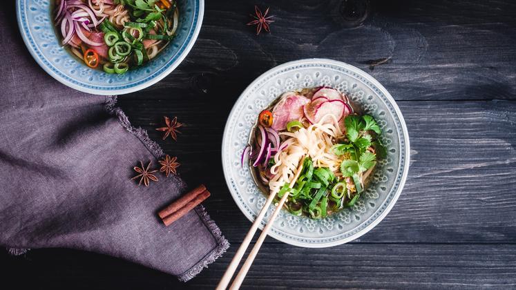 Pho – vietnamesisk nudelsuppe