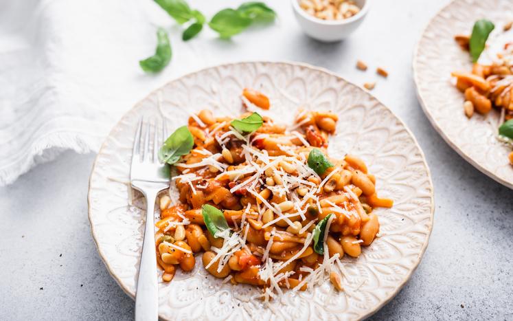 Italiensk vegetargryte