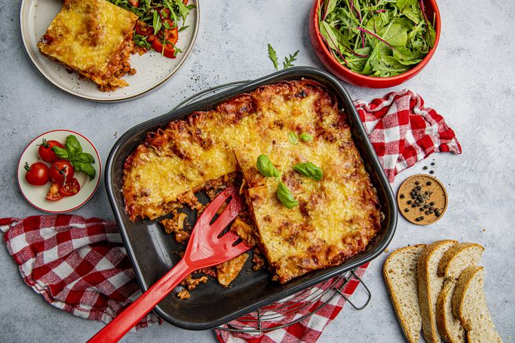 Familiens favoritt lasagne